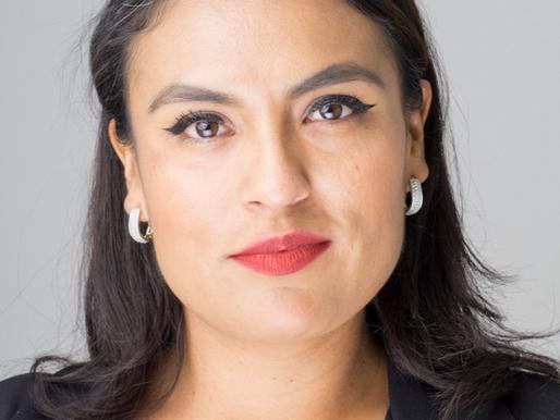 Se necesitan apoyos para evitar migración en El Llano: Brenda Ramírez, precandidata a alcaldesa