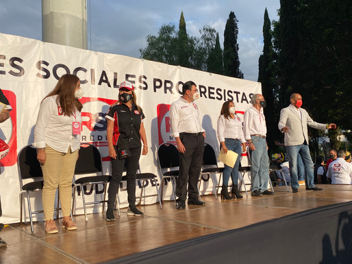 No seremos seguidores de la retórica del odio y rencor: Fernando González