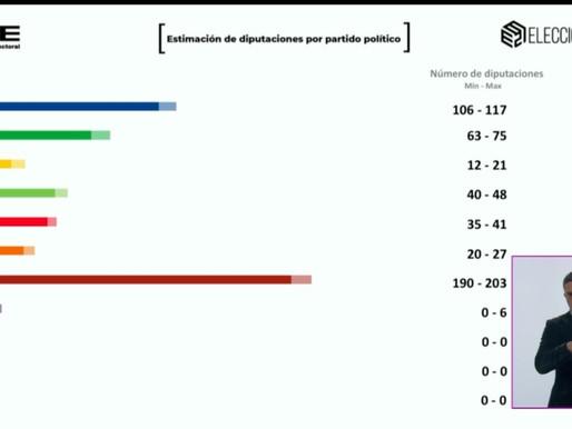 Morena aventajaría en la Cámara de Diputados, prevé el INE