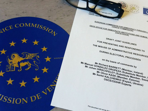 Comisión de Venecia y su relación con el caso Norma Romero