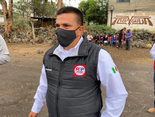 Enrique Guerrero será el gestor para servicios en Milpa Alta y Xochimilco