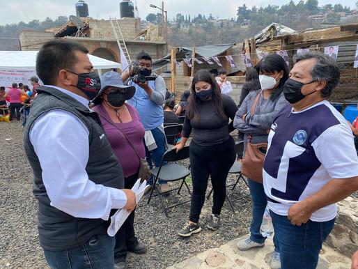 El chingado gobierno no nos ayuda en nada: Enrique Guerrero, candidato de RSP