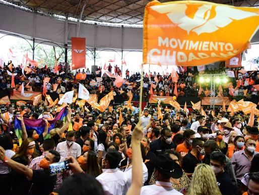Movimiento Ciudadano, ¿una tercera vía para México?