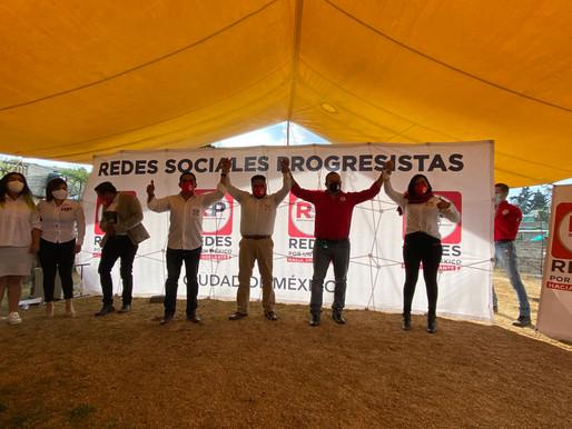RSP-CDMX en Tlalpan, Xochimilco y Milpa Alta, ya está listo para el 6 de junio