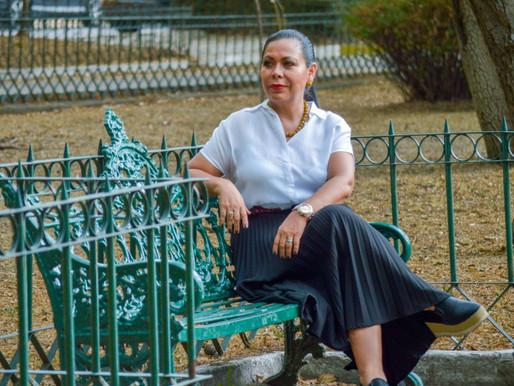 A los jóvenes les pido que no pierdan la esperanza y nos auditen a los adultos: Norma Romero