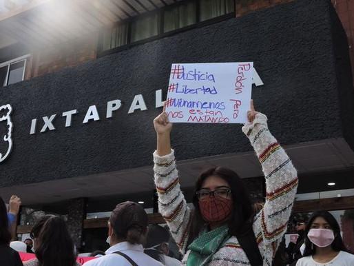 Exigen justicia para Renata en Ixtapaluca; familiares señalan feminicidio