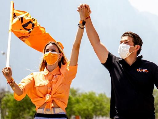 Samuel García, virtual ganador al gobierno de Nuevo León