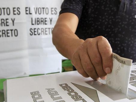 6 de junio: estos cargos estarán en disputa en México