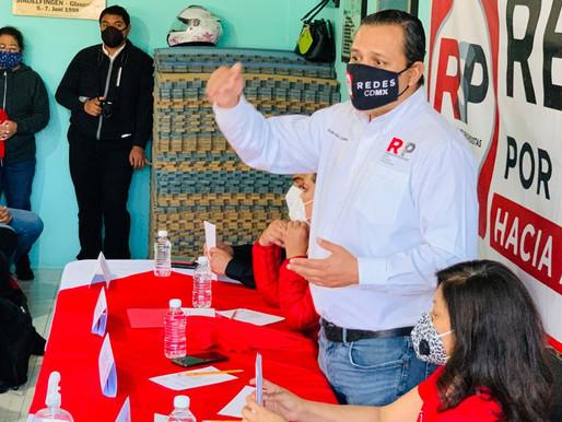 Mosaico de voces en Coyoacán encuentran espacios en RSP-CDMX