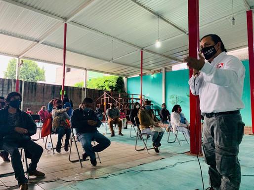 Alerta RSP que Iztapalapa es el principal exportador de migrantes en la CDMX