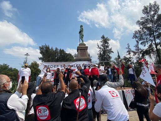 La GAM abraza el progresismo de RSP rumbo al 6 de junio