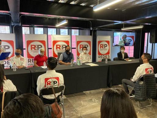 """""""Luchen diario por sus metas"""", dice Carístico a jóvenes progresistas"""
