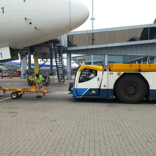 Airport Vehicle-GPS Location Tracking
