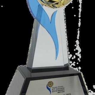 ICT Award Trophy_2015