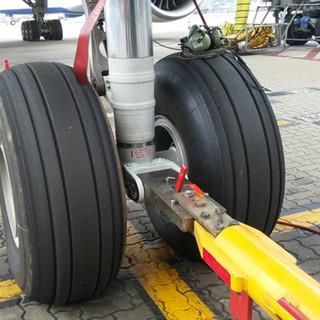 Airport Vehicle-Proximity Sensor