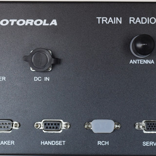 Railway-Controller for Train Radio