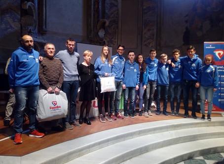 Premiazioni Società a Cuneo