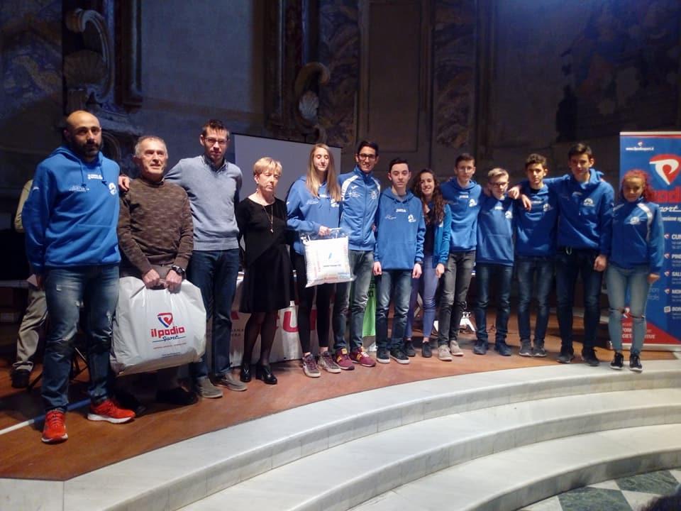 Premiazioni Cuneo