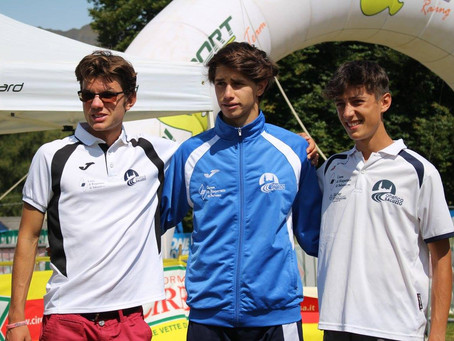 CdS Nazionale di Corsa in Montagna