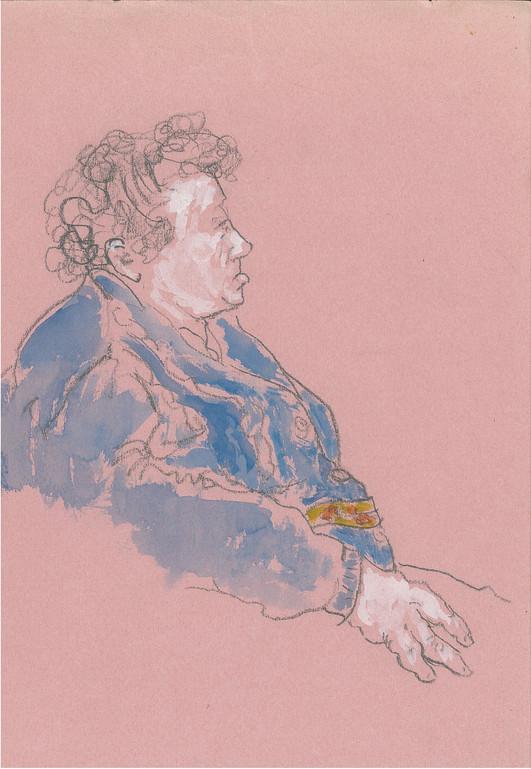 Old Women of Paris