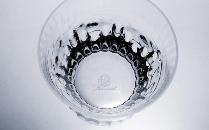 バカラグラス フィオラ