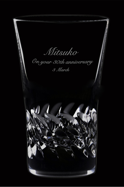 バカラ グローリア グラス ジャパン