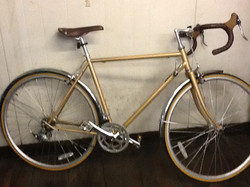 Bobbin scout (men's) 700c - 54 cm - Gold 16 speed One more available still in box £375