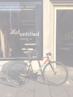 SOLD BTWIN 520 (Ex-Demo) £250  WISHFUL THINKING OUTSIDE 'UNTITLED'