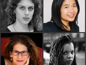 Celebrating 25 Years–Readings by Rona Jaffe Award Winners: September 11 & 13