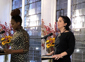 RJF Award Winners Past & Present Read in New York City During Our 25th Anniversary Celebration Week