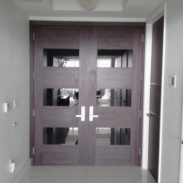 Modern Double Front Doors double entry door hardware - home design ideas and pictures