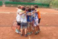 Colònies d'Estiu a Vall Parc Tennis Infancia