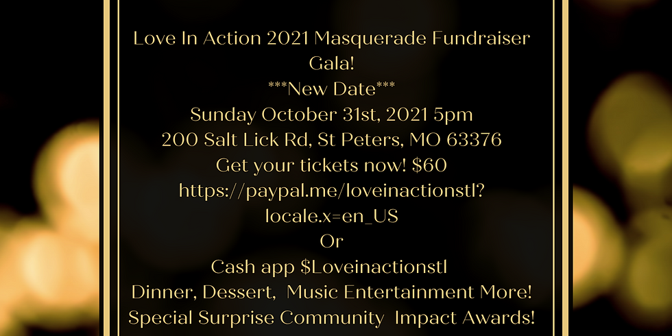 Give Honor and Give Back Masquerade Fundraiser Gala