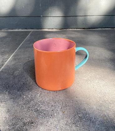 Renkli Mug