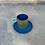 Thumbnail: Renkli Kahve Fincanı ve Tabağı