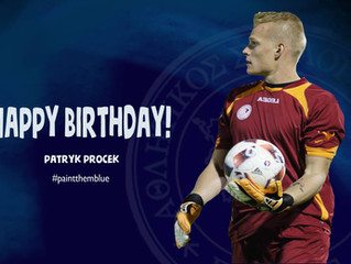 Happy Birthday Patryk!