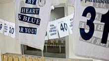 MY HEART IS BLUE FOR YOU.. στα στούντιος της ομάδας μας.