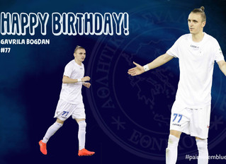 Happy Birthday Bogdan!!