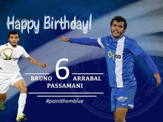 Χρόνια Πολλά Bruno!