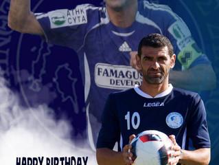 Happy Birthday Captain!