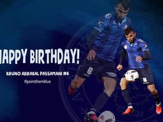Happy Birthday Bruno!