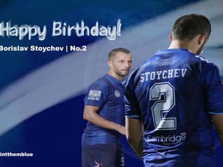 Χρόνια Πολλά  Borislav!!