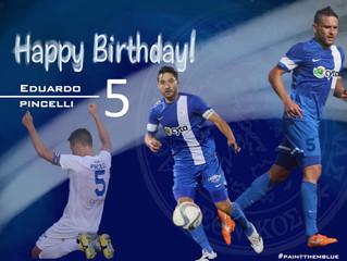 Χρόνια Πολλά Eduardo!