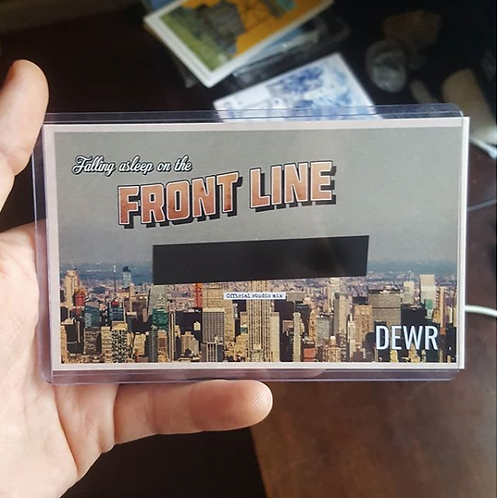 Session Tape: Front Line