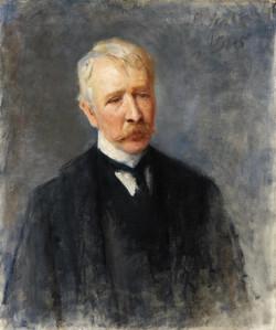 George Moore, by John Butler Yeats