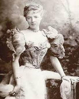 Maud Burke, Lady Cunard, GM's beloved fr