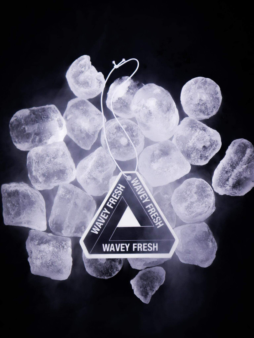 Wavey Fresh Black Ice Scent