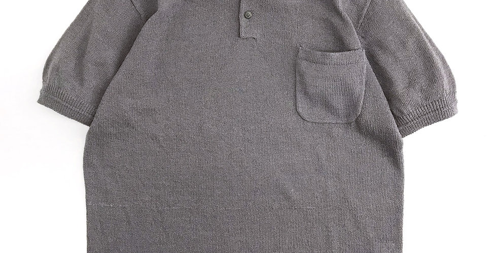 K327 LOOSE POCKET POLO