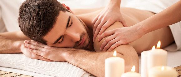 Male Full Body Massage