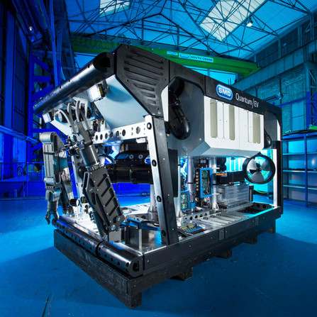 High Performance Electric Propulsion for Next Generation Electric ROV's